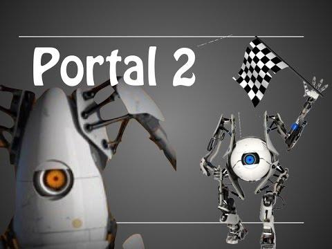 Portal 2: Co Op - Race Maps!