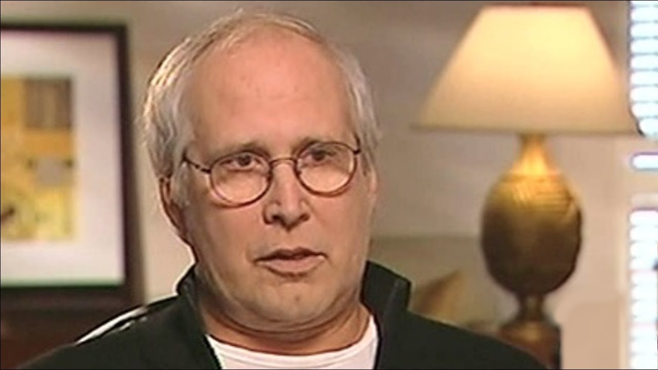 Chevy Chase Talks About SNL Liberal Agenda
