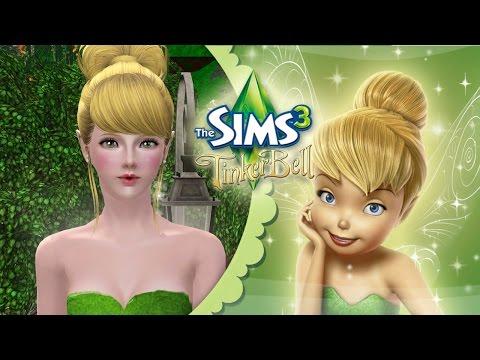 The Sims 3 TinkerBell #1 กำเนิดทิงเกอร์เบลล์