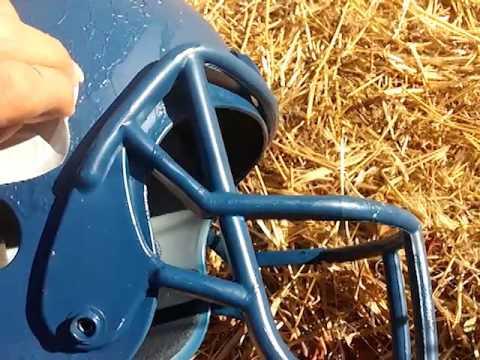 DIY FootBall Helmet