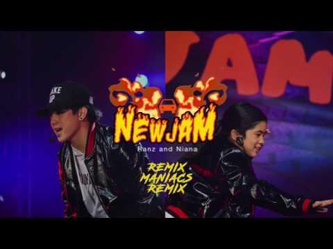 Ranz and Niana - New Jam Lit Remix (Remix Maniacs)