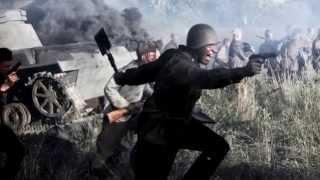 ДЕНЬ ПОБЕДЫ ПЕСНЯ ролик видео + слова Левитана