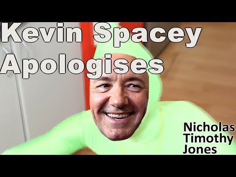 Kevin Spacey Apologises