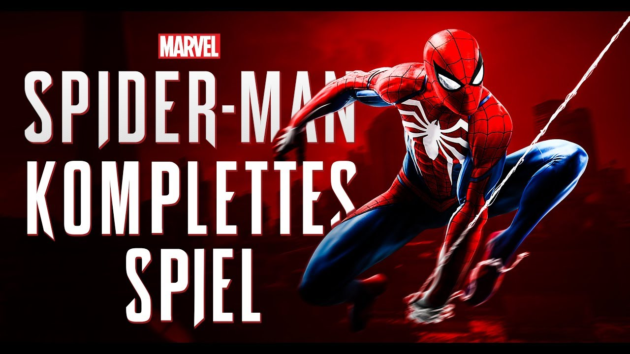spider man deutsch