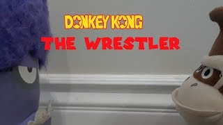 Donkey Kong the wrestler!