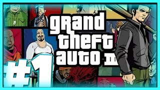 GRAND THEFT AUTO 3 PC GAME PLAY PART#1