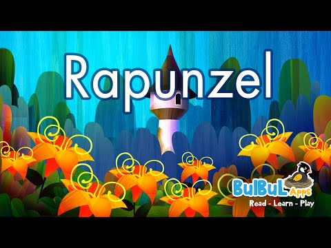 Rapunzel | Story for Kids in English | Fairy Tales for Children | Bulbul Apps