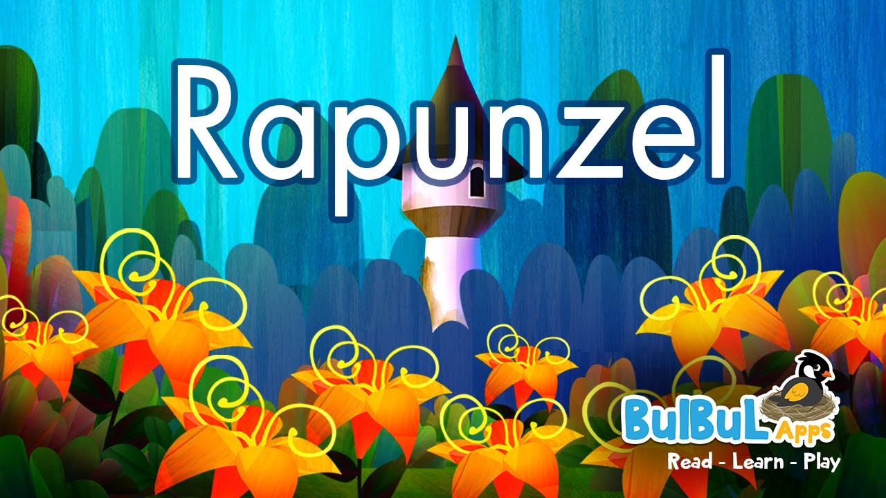 Uncategorized Fairy Tale For Kids rapunzel story for kids in english fairy tales children bulbul apps youtube