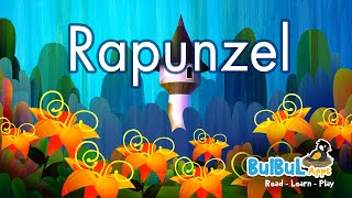 Rapunzel - Classic || Disney Princess Stories For Kids In HD