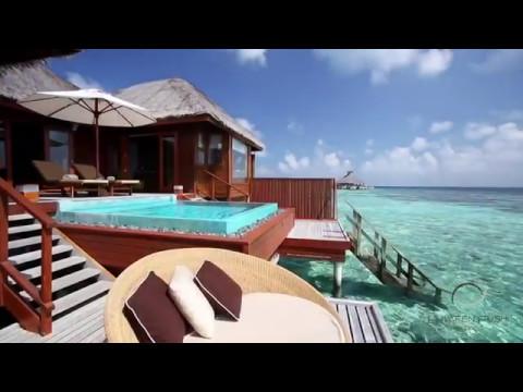 Рай на земле. Отель Huvafen Fushi. Мальдивы