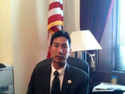 Charles Djou interview in Washington DC 6/9/2010