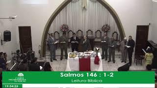 Culto Vespertino - 01/02/2020