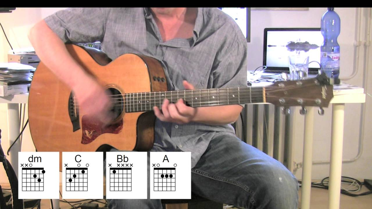 Sultans Of Swing Acoustic Guitar Chords Orig Vocal Track Dire Straits