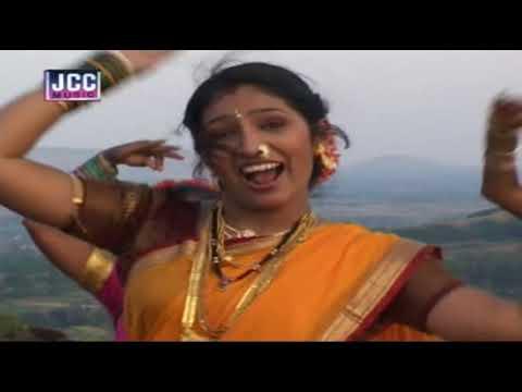 KHANDOBACHI MURTI MANAT BHARLI GA - KHANDOBA GEET -MARATHI SONGS
