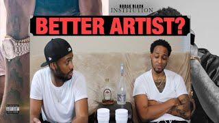 NBA YOUNGBOY VS KODAK BLACK: WHO'S BETTER? | LET'S DISCUSS