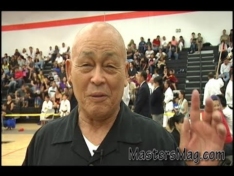 2012 Spring Issue - IKA Karate 47th Annual Kubota All Star - FRAMES Video Segment