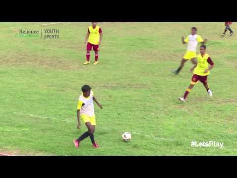 RFYS: Pune Jr. Boys - St. Vincent's High School vs The Bishops School Highlights