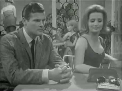 Roger Moore as James Bond in 1964