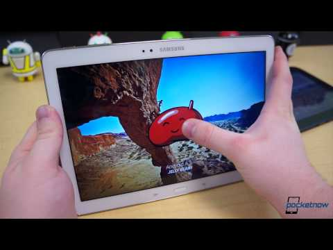Galaxy Note 10.1 2014 Edition Vs Nexus 10 | Pocketnow