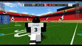 PLAYING ROBLOX LEGENDARY FOOTBALL WITH kellz605