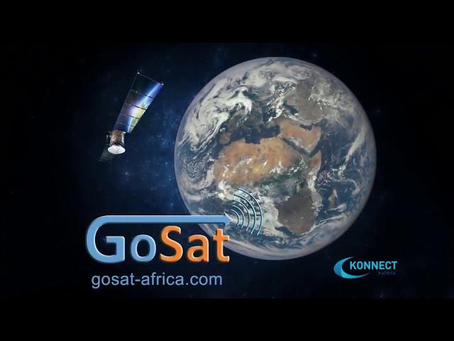 Découvrez GoSat sur Canal 2 International