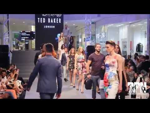 Ted Baker London Fashion Show at Beirut City Center