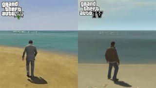 9 Reasons why GTA 4 is better than GTA 5