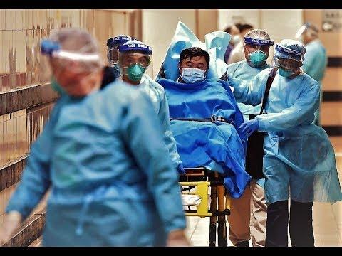 Эпидемия в Китае / Если Вирус прорвётся в Россию