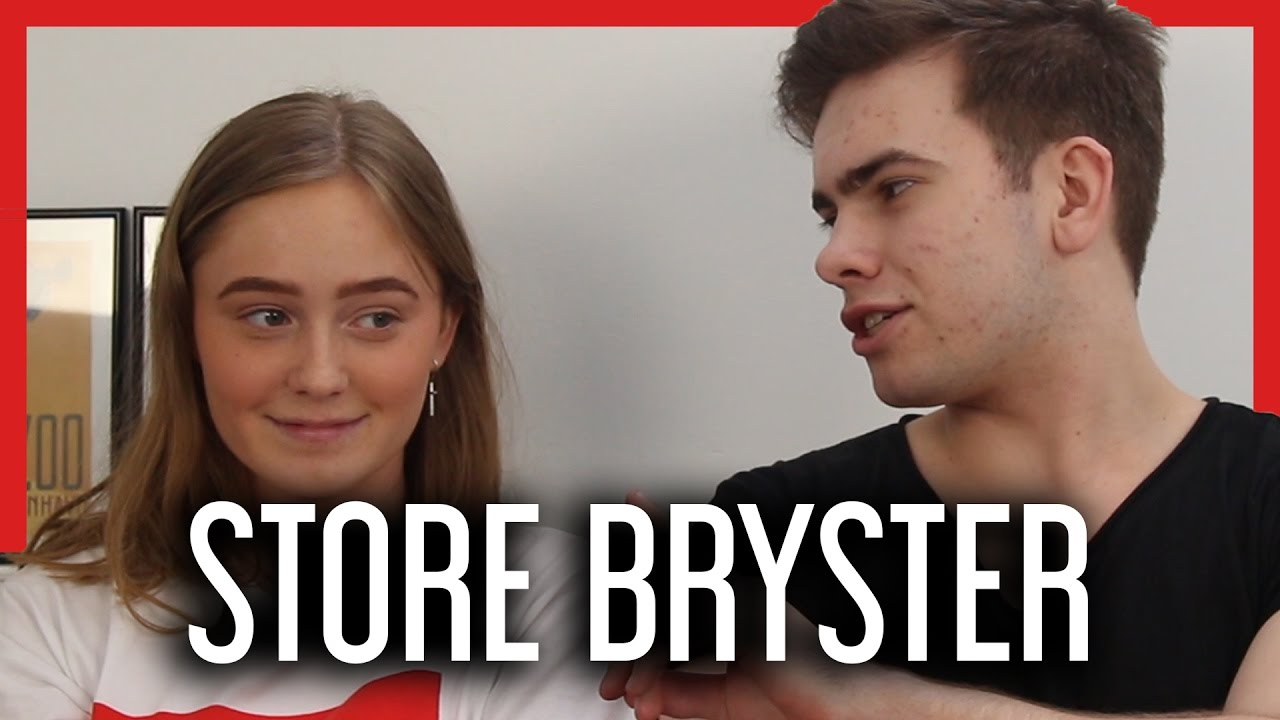 Store bryster på store bryster