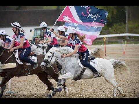 Mounted Games La Bonde 2018 Team Horse Spirit Open