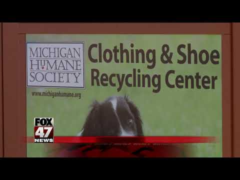 Company to pay $75,000 for deceptive signs on donation bins