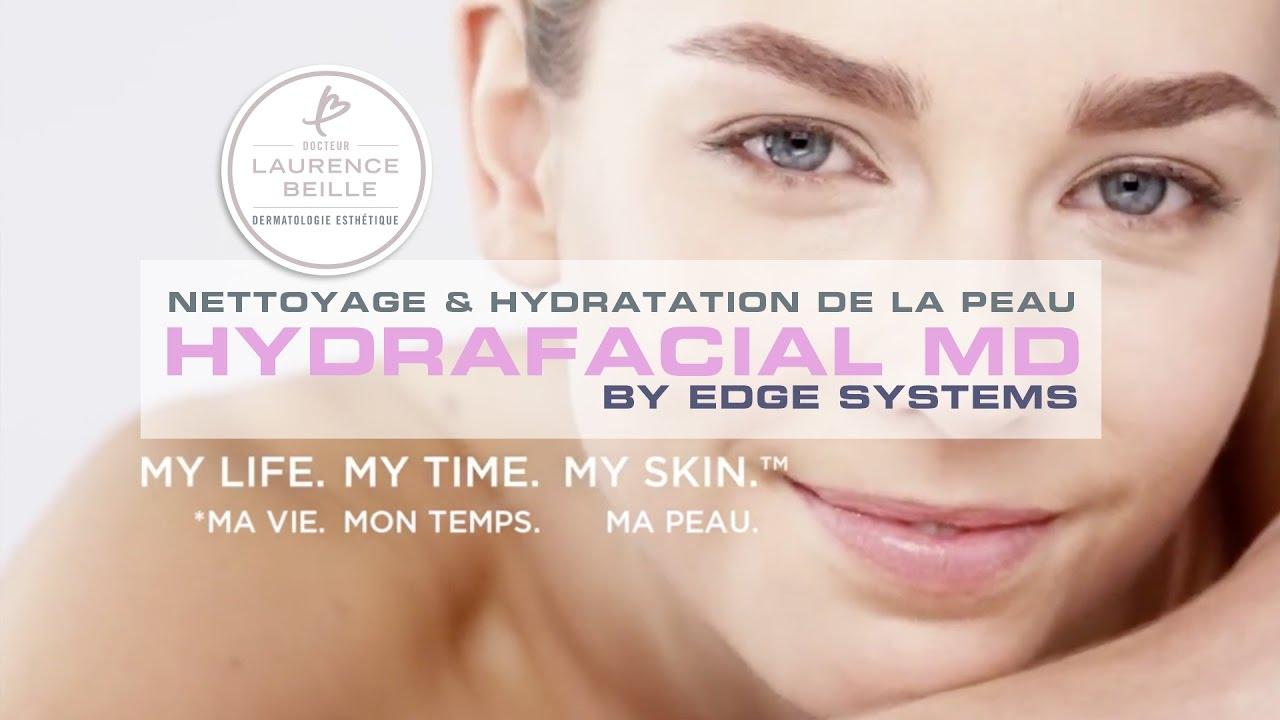 Préférence HydraFacial by Edge Systems - Nettoyage de peau et rajeunissement  BU11