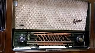 Telefunken Opus6 Antique Radio