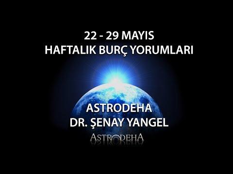 Aslan | 22 - 29 Mayıs Haftalık Burç Yorumu - Dr. Astrolog Şenay Yangel