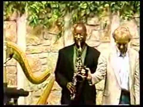 Gospel saxophonist with Phil Driscoll