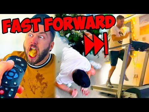 THIS FAST FORWARD CHALLENGE IS GOING TO TAKE OVER YOUTUBE