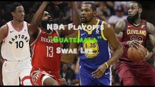 NBA Playoffs Mix - Guatemala (Feat. Slim Jxmmi & Rae Sremmurd) (Swae Lee)