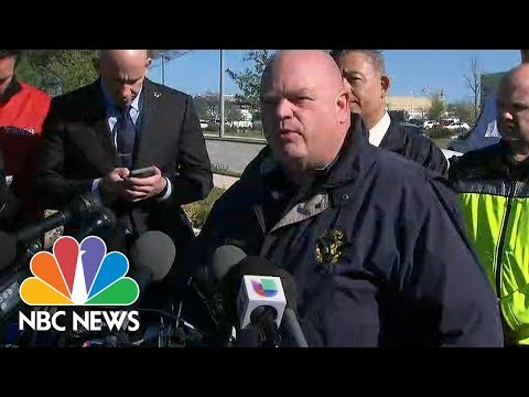 See Officials Give Details About Package Exploding At Texas FedEx Facility