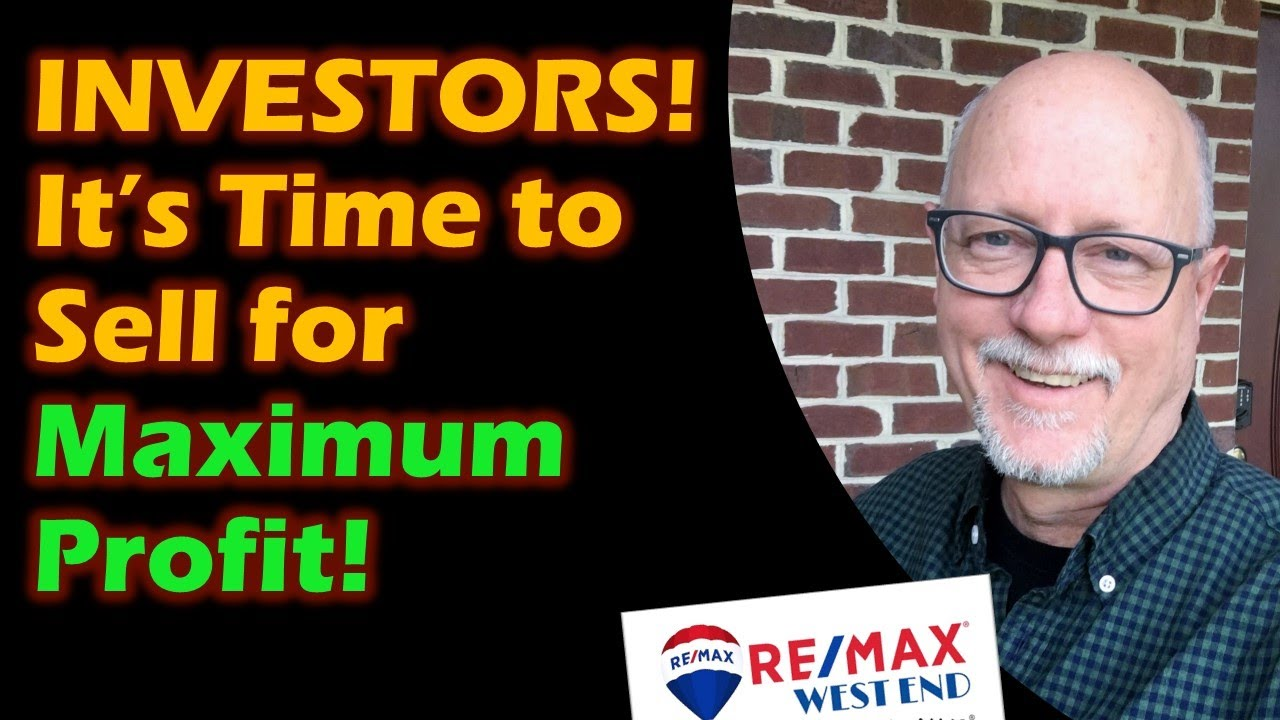 INVESTORS! It's Time to Sell Your Rental Property! 2021