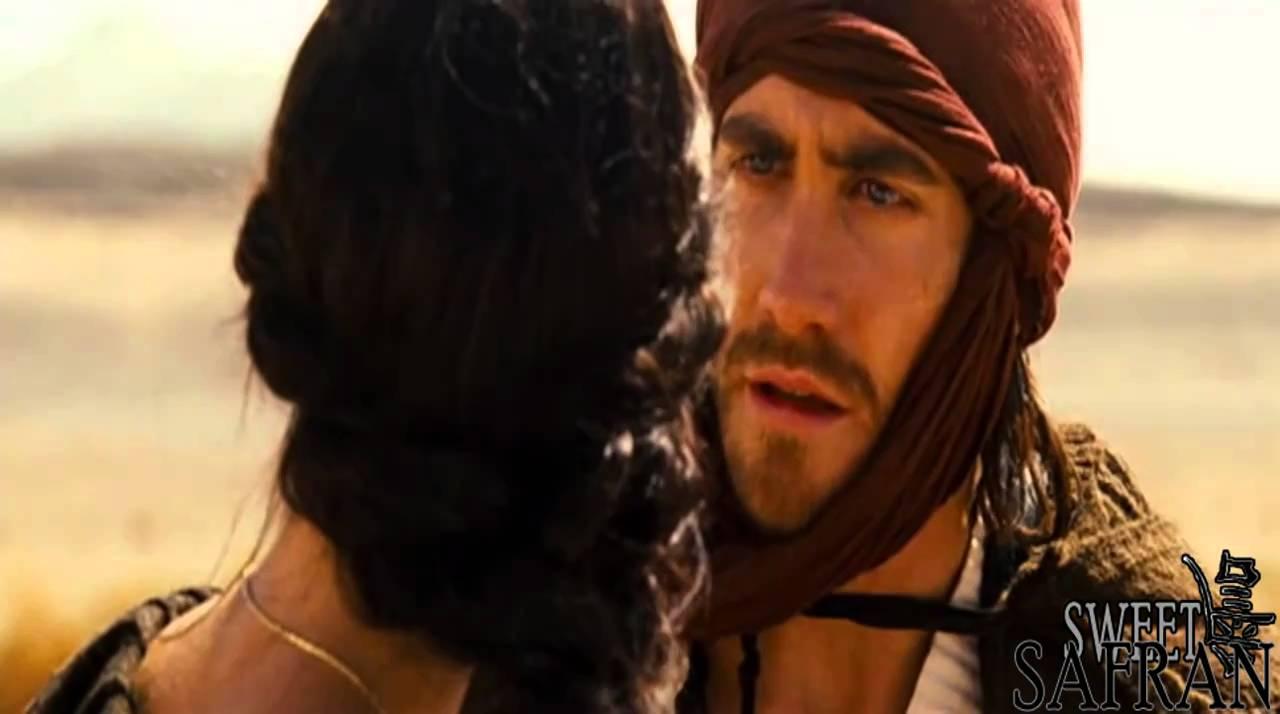tamina & dastan ~ hot 'n cold (prince of persia) - youtube