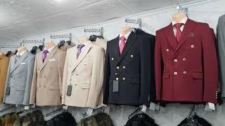 Calvin Class Турецкие пиджаки и костюмы