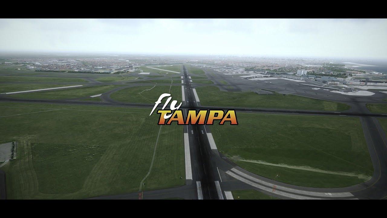 FlyTampa Copenhagen!