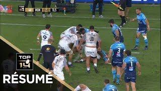 TOP 14 - Résumé  Montpellier - Toulouse : 32-22 - J10 - Saison 2017/2018