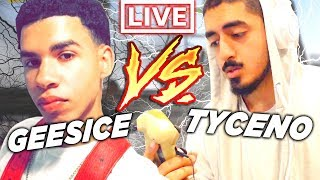 $5000 WAGER vs GEESICE BEST OF 7 LIVE