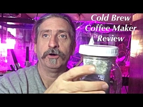 Cold Brew Coffee Maker Review