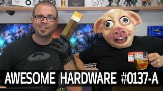 Awesome Hardware #0137-A: Z-NAND, TSMC's 5nm Fab, Human Ubers and Boring Flamethrowers