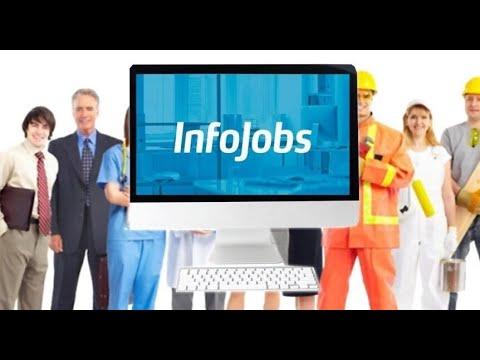Como hacer un buen perfil en infojobs e inscribirse en una oferta