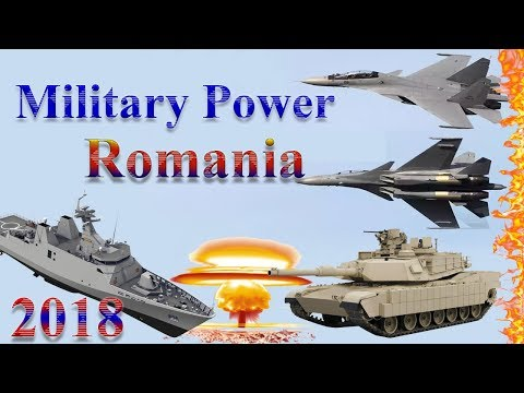 Romania Military Power 2018 | How Powerful is Romania?