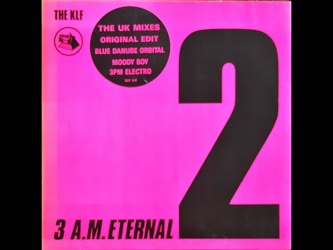 The KLF -   3 A.M. Eternal (Blue Danube Orbital) [1989] HQ HD