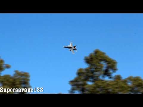 V8 supercars darwin jet flyover